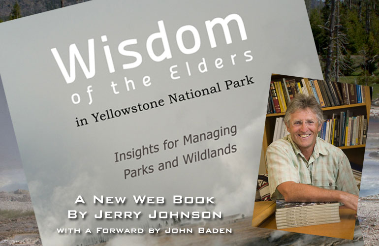 Wisdom of the Elders<br> Web Book